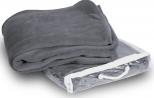 Euroloft Fleece Blanket / Throw