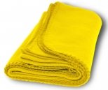 Lightweight Fleece Throw