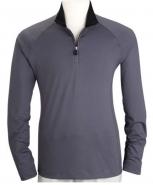 Men's New School 1/4 Zip Pullover