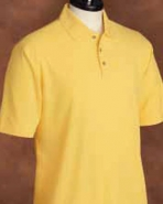 Pebble Beach Men's Solid Pique Polo