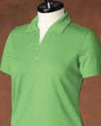 Pebble Beach Women's Horizontal Texture Polo