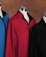 Pebble Beach Women's Full Zip Tech Jacket