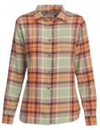 Woolrich Women's Pemberton Flannel Shirt - 5 oz.