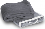 Euroloft Fleece Blanket / Throw