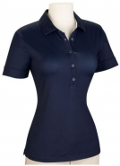 Ladies Morgan Tech Solid Polo