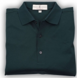 Men's Signature Solid Lisle Polo