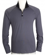 Men's New School 1/4 Zip Pullover