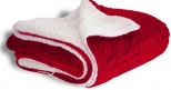 Micro Mink Sherpa Blanket - Large