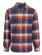 Woolrich Oxbow Bend Flannel Shirt - 7 oz.
