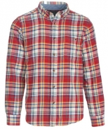 Woolrich Trout Run Flannel Shirt - 5 oz.